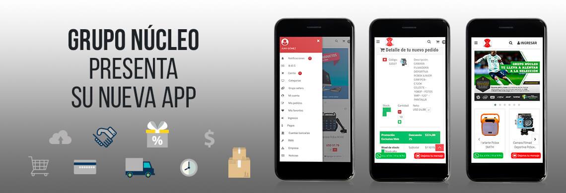 grupo-nucleo-presenta-su-nueva-app