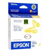 Epson Original T047420 Amarillo P/ C63/