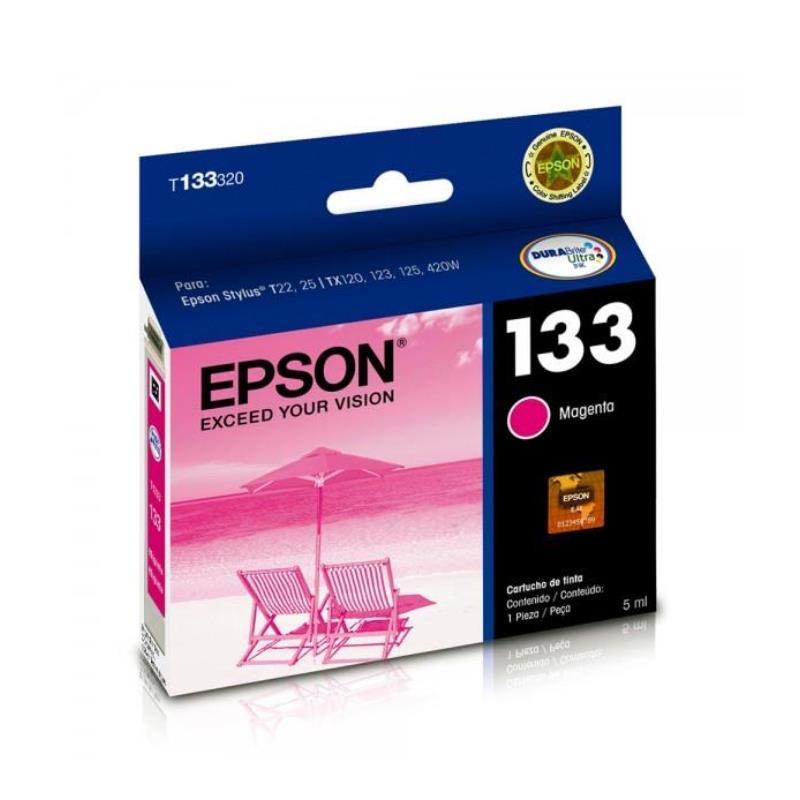Epson Original T133320-Al Magenta