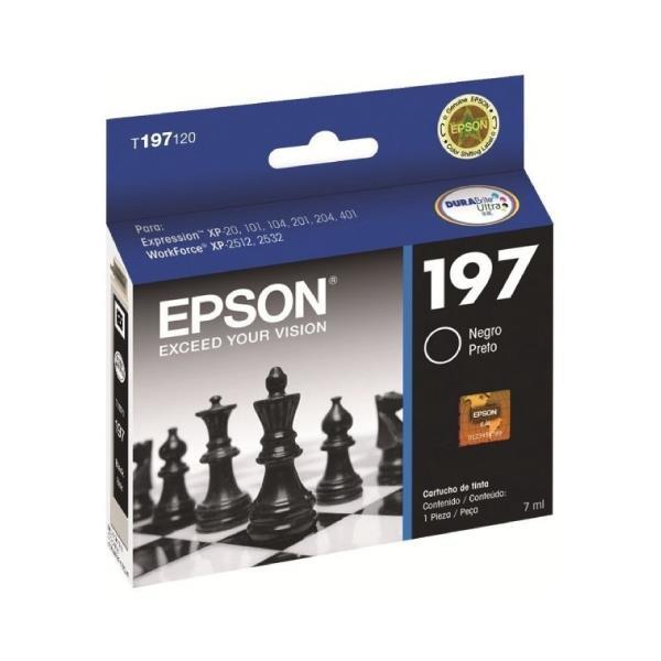Epson cartucho original (Negro)
