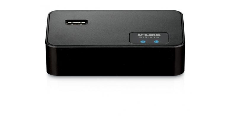 Router Wireless 3G D-Link-Dir-514- N 300Mbps