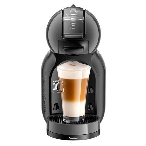 Cafetera Moulinex Mini Me Negra Capsulas Ndg 0.8Lt. 1340 Watts