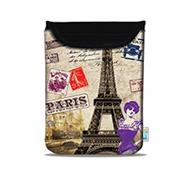 Estuche Funda Disco Externo-Gps Neoprene Bags Love Paris