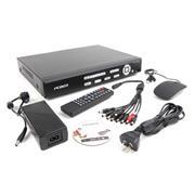 Cctv Dvr 8 Canales-Pcb-Dvr9008-Pcbox- C/8 Canales de Audio Salida Hdmi