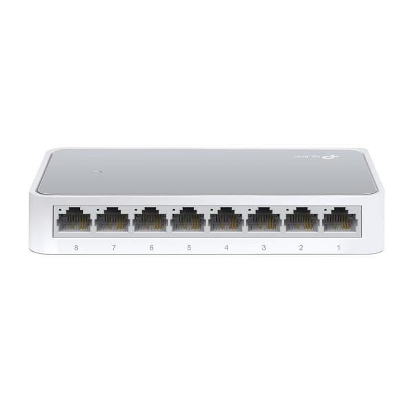 Switch 8 Bocas 10/100 Tp-Link Tl-Sf1008D