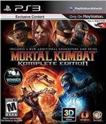 Juego Ps3 Mortal Kombat Komplete Editio