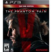 Juego Ps3 Metal Gear V The Phantom Pain