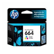 HP F6V28Al (664) Tricolor p/1115/2135/3