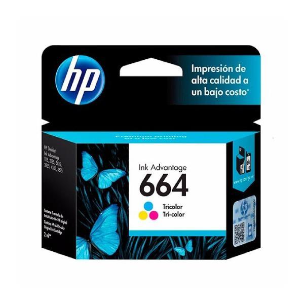 HP F6V28Al (664) Tricolor p/1115/2135/3635/3835/4535/4675