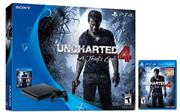 Consola Sony Playstation 4 + Uncharted