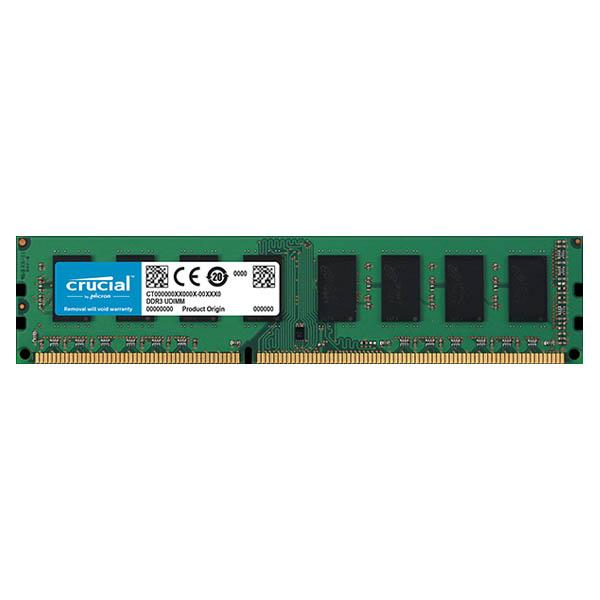 Memoria Crucial Ddr4 4Gb 2400MHz Dimm (CT4G4DFS824A)