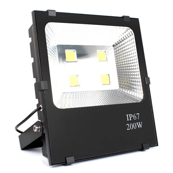 Reflector Led Pcbox - Sd - 200W Slim Blanco Frio 20000Lm 5500K Ip66