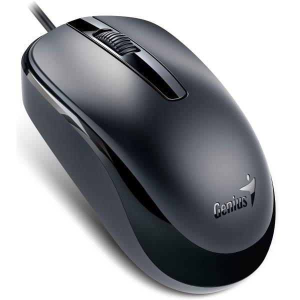 Mouse Optico Genius DX-120 Black