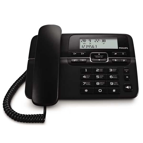 Telefono Fijo Philips Crd200B/77