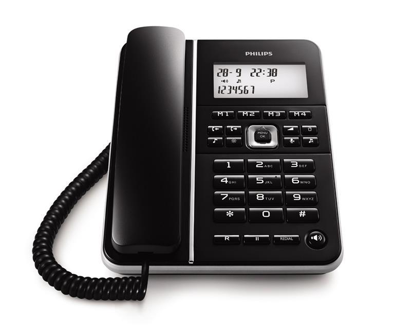 Telefono Fijo Philips Crd500B/77