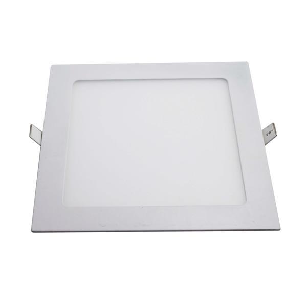 Panel Cuadrado Luz Led Pcbox Pb-Pl 18W 185 Blanco Calido