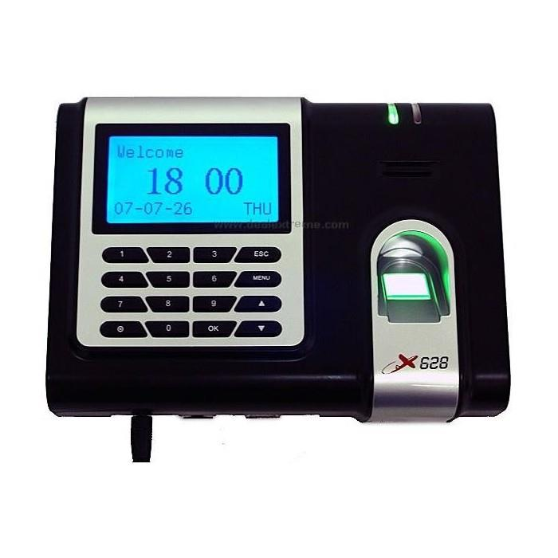 Control de Acceso Unitech - Huella/Teclado Tcpip + Fuentes PS-3A - 2000 Usuarios (Pn:UA-17)