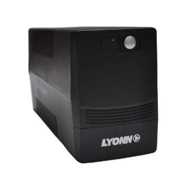 Ups Lyonn Desire 500 Con Cable Y Luz Led (Desire-500led)
