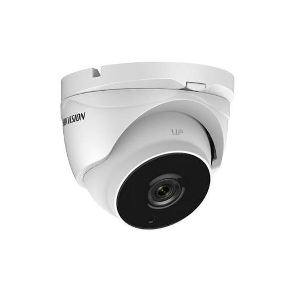 Camara Hikvision Analogica Turret 1080p Lente Vf Mot 2.8 a 12mm, Carcaza Metalica (Ds-2ce56d7t-it3z)