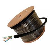 Bobina de Cable Utp Cat5E Exterior (Caja 305 Mts)
