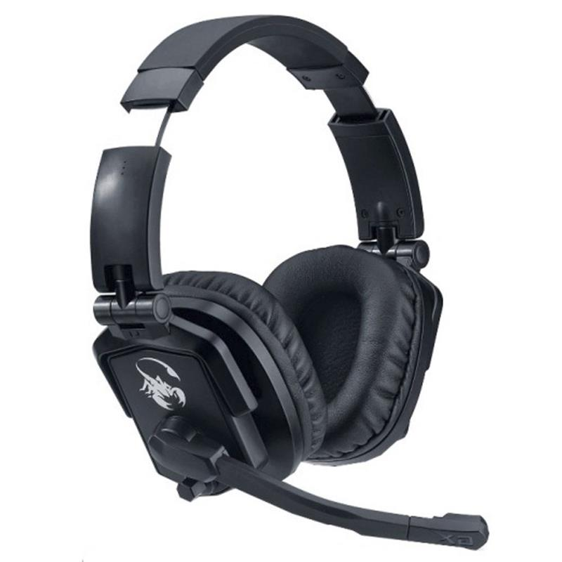 Auricular Con Mic Genius Hs-G550 Gaming