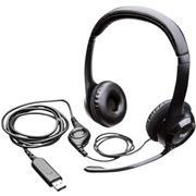Auriculares USB C/Mic Logitech H390