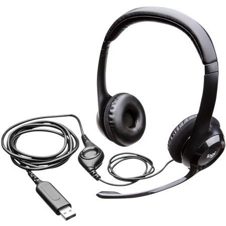 Auriculares Logitech USB H390