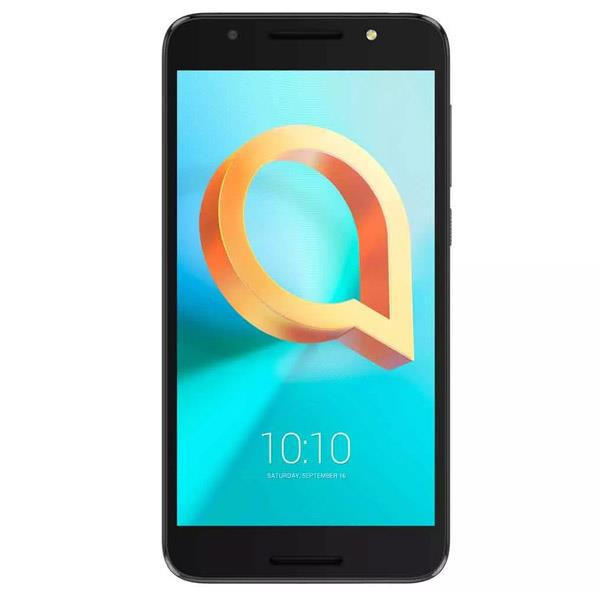 Telefono celular Alcatel A3 plus (5049g-FA0FAR1 ) METALIC BLACK