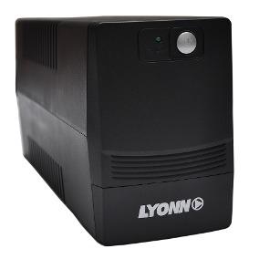Ups Lyonn Desire 500 Con Cable Y Luz Led (Desire-500led) - Outlet