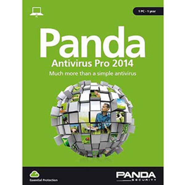 Software Panda Box Antivirus Pro 2014 (3 Licencia-12 Meses) - Upgrade 2015