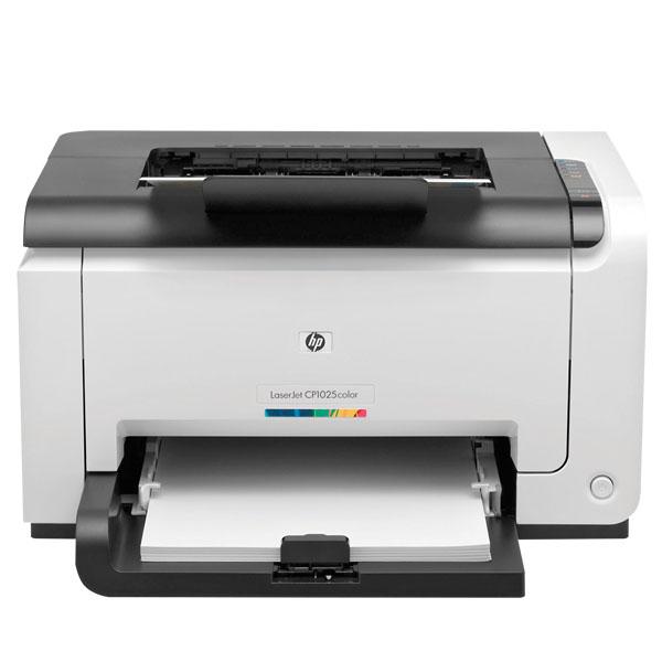 Impresora Hp Laser Color Cp1025Nw