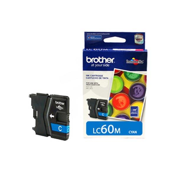 Brother Lc60 Cyan P/Mfc J140