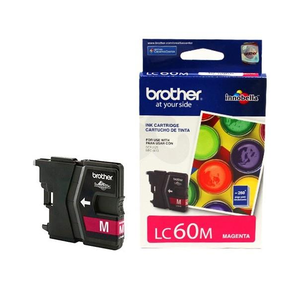Brother Lc60 Mag P/Mfc J140