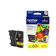 Brother Lc60 Yellow P/Mfc J140
