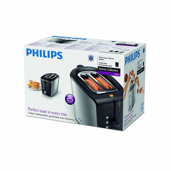 Tostadora Philips Hd2696/90
