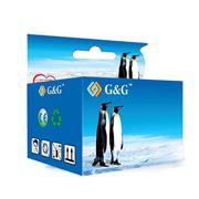 Cartucho HP Alternativo G&G 563Hl (122Xl) Negro