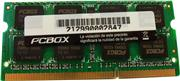 Memoria Pcbox Ddr3 Sodimm 4 Gb 1333 Mhz