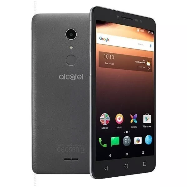 Telefono Celular Alcatel A3Xl (9008A) OPEN BLACK