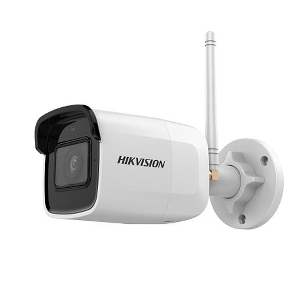 Camara Hikvision Ip Wifi Bullet 2mp Lente 2.8mm Ir 30mtrs