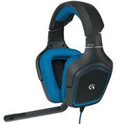 Auricular C/Mic Logitech G430 Gaming (P