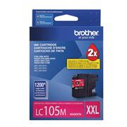 Cartucho de Tinta Brother Lc105M Magent