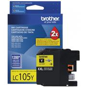 Brother Lc105Y Yellow P/Mfc-J6720Dw 120