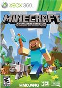 Juego X-Box 360 Minecraft