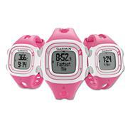 Reloj Garmin Forerunner 10 - Rosa y Bla