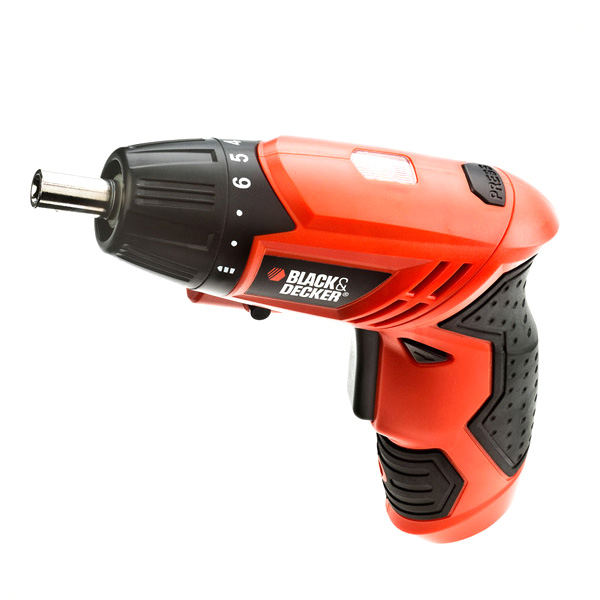 Atornillador Electrico Black & Decker KC 4815