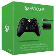 Gamepad Inalambrico Microsoft Wireless Play And Charge Kit