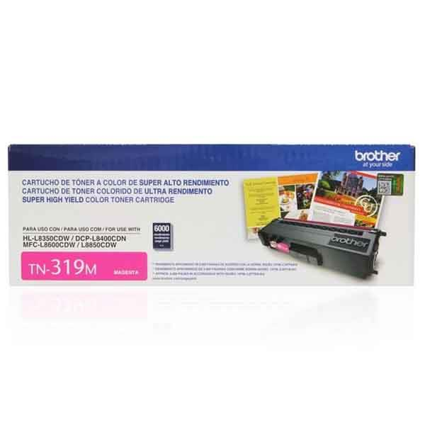 Toner Brother Original Tn-319M