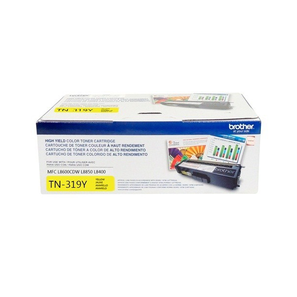 Toner Brother Original Tn-319Y