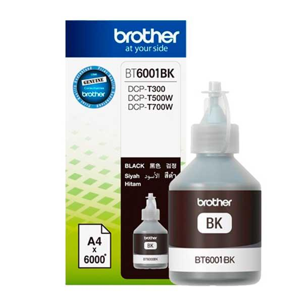 Botella Brother Bt6001Bk Negro