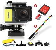 Promo 05 Banco Credicoop Camara Pcbox Pcb-C1080S + Memoria Sd 16 Gb + Selfie Stick W65Mdq